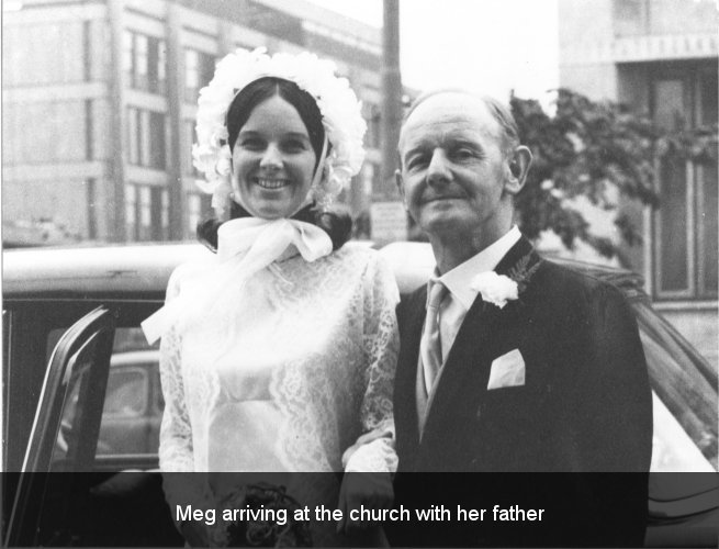 Meg and her father